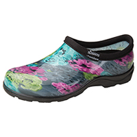 Sloggers Synthetic Clog Watercolor Wonder (SL5100-WCLR)