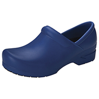 Closed Back Plastic Clog