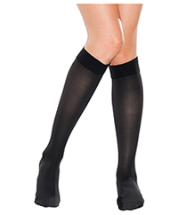 10-15 mmHg Knee-High Stocking (TF330-BLK)