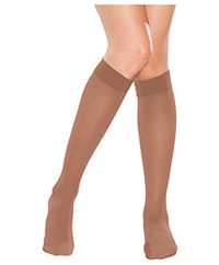 Therafirm 10-15 mmHg Knee-High Stocking Bronze (TF330-BRNZ)