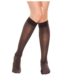 Therafirm 10-15 mmHg Knee-High Stocking Cocoa (TF330-COCO)