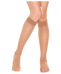 Therafirm 10-15 mmHg Knee-High Stocking Sand (TF330-SAND)