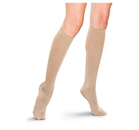 Therafirm 15-20 mmHg Womens Trouser Sock KHAKI (TF685-KHA)