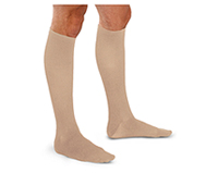 Therafirm 15-20 mmHg Mens Trouser Sock KHAKI (TF691-KHA)