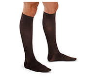 Therafirm 10-15 mmHg Mens Support Trouser Sock Brown (TF904-BRN)