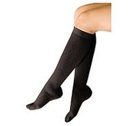 10-15 mmHg Support Trouser Sock (TF953-DBLK)