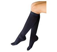 Therafirm 10-15 mmHg Support Trouser Sock Diamond Navy (TF953-DNV)