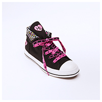 HeartSoul Footwear - Sneaker Black (TOUGHLOVE-BLK)