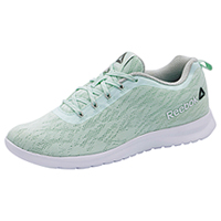 Reebok Athletic Footwear Mist,SkullGrey,White (WALKAHEAD-MSGW)