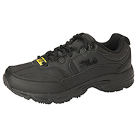 Fila USA SR Athletic Footwear Black Wide (WORKSHIFT-BLZ)