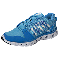 K-Swiss Athletic Tubes Techonology Footwear Baby Aster/Bachelor Button (XLITETUBES-BABO)