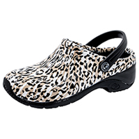 Anywear Anywear Injected Clog w/Backstrap Wild Cats (ZONE-WICA)