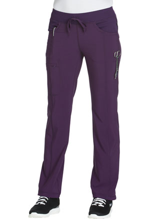 Infinity Low Rise Straight Leg Drawstring Pant (1123A-EGG) (1123A-EGG)