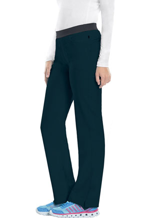 Cherokee Low Rise Slim Pull-On Pant Caribbean Blue (1124A-CAPS)