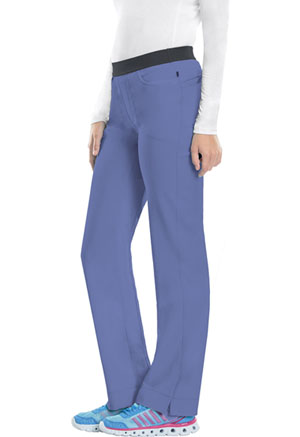 Cherokee Low Rise Slim Pull-On Pant Ciel (1124A-CIPS)