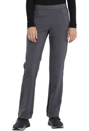 Cherokee Low Rise Slim Pull-On Pant Pewter (1124A-PWPS)