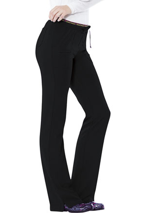 HeartSoul Low Rise Drawstring Pant Black (20110-BCKH)