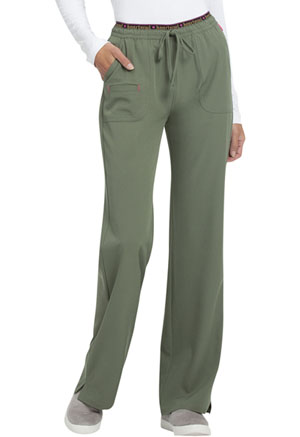 Heartsoul Low Rise Drawstring Pant Botanical Green (20110-BTGN)