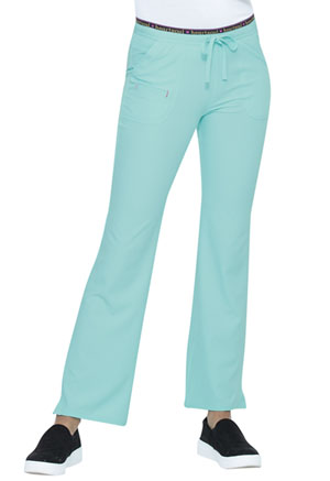 Heartsoul Low Rise Drawstring Pant Tranquil Sea (20110-TQSE)