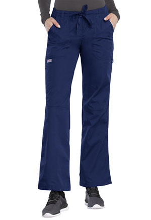 WW Originals Low Rise Drawstring Cargo Pant (4020-NAVW) (4020-NAVW)