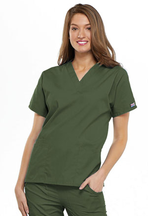 Shop By Olive Green From Cherokee Scrubs At Cherokee 4 Less