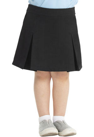 Real School Uniforms Pleat Front Scooter Black (65320-RBLK)