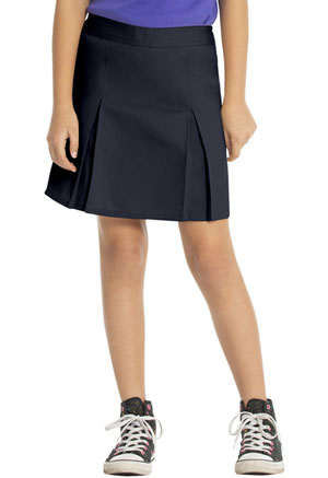 Real School Uniforms Pleat Front Scooter Navy (65323-RNVY)