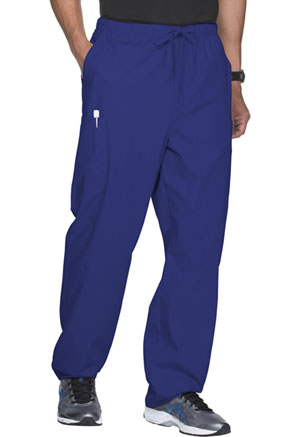 ScrubStar Unisex Drawstring Pant Electric Blue (77934-EBWM)