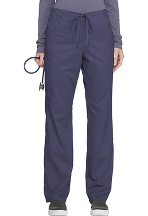 ScrubStar Women's Stretch Drawstring Pant Stretch Indigo (77946-ISWM)