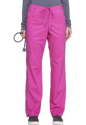 5dc242639b9 ScrubStar Women's Stretch Drawstring Pant Stretch Shocking Pink (77946-KSWM)