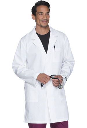 ScrubStar Canada Lab Coat White (79403-WHTC)