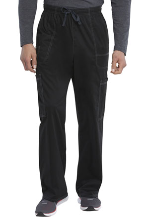 Dickies Men's Drawstring Cargo Pant Black (81003-BLKZ)