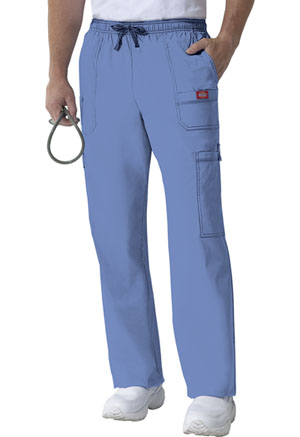 Dickies Gen Flex Men's Drawstring Cargo Pant in Ceil (81003-CBLZ)