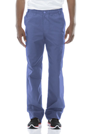 Men's Zip Fly Pull-On Pant (81006T-CIWZ)