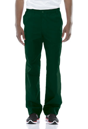 Men's Zip Fly Pull-On Pant (81006T-HUWZ)