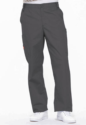 Dickies EDS Signature Men's Zip Fly Pull-On Pant in Pewter (81006-PTWZ)