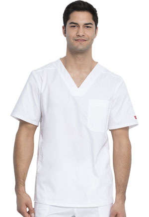 Gen Flex Men's V-Neck Top (81722-DWHZ) (81722-DWHZ)
