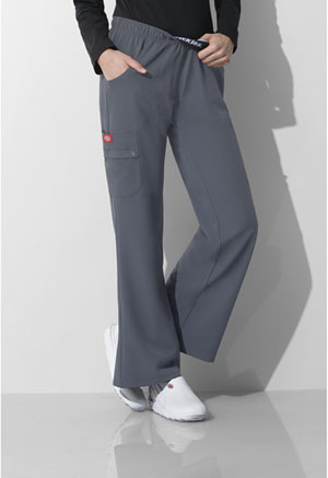 Mid Rise Pull-On Cargo Pant (82012-PEWZ)