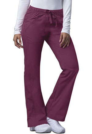Dickies Low Rise Straight Leg Drawstring Pant Wine (82212A-WIWZ)