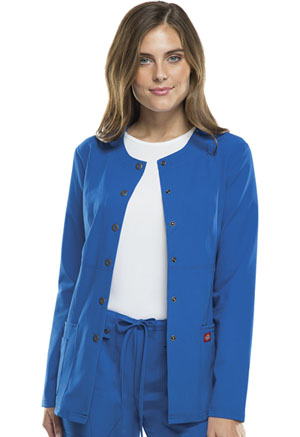 Snap Front Warm-Up Jacket (82310-RYLZ)