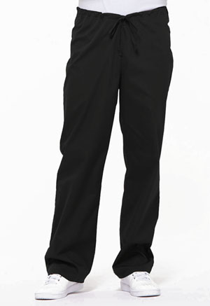 Dickies EDS Signature Unisex Drawstring Pant in Black (83006-BLWZ)