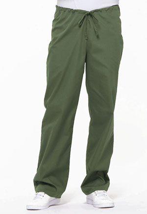 Dickies EDS Signature Unisex Drawstring Pant in Olive (83006-OLWZ)