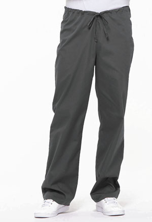 Dickies EDS Signature Unisex Drawstring Pant in Pewter (83006-PTWZ)