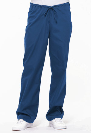 Dickies EDS Signature Unisex Drawstring Pant in Royal (83006-ROWZ)