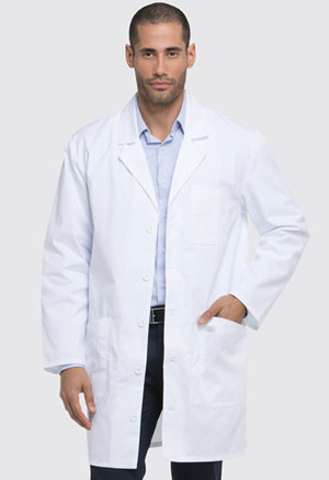 Dickies 37 Unisex Lab Coat White (83404-DWHZ)