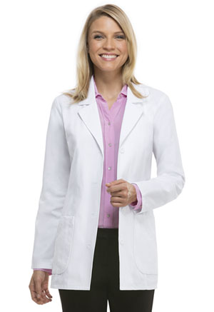 Dickies 29 Lab Coat White (84405-DWHZ)