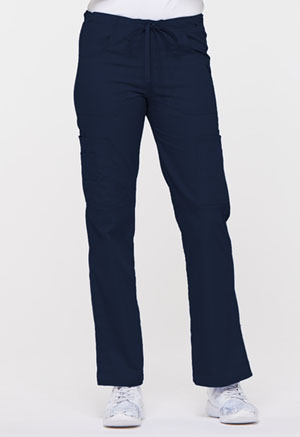 Dickies EDS Signature Low Rise Drawstring Cargo Pant in Navy (85100-NVWZ)