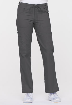 Dickies EDS Signature Low Rise Drawstring Cargo Pant in Pewter (85100-PTWZ)