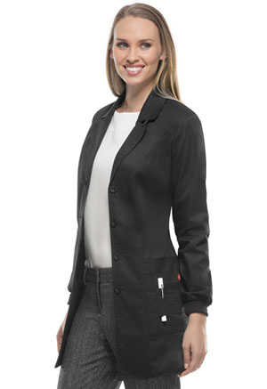 Dickies 32 Lab Coat Black (85400-BLKZ)