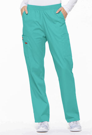 Dickies Natural Rise Tapered Leg Pull-On Pant Lagoon (86106-LGON)